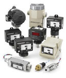 Pressure switches family