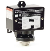 Pressure and Differential Pressure Switches, Watertight Enclosure, Type 400, B-Series
